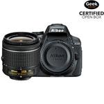 Nikon D5300 DSLR Camera with 18-55mm VR Lens Kit - Open Box