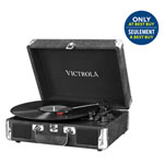 Victrola VSS-990BT Premium Suitcase Belt Drive Turntable - Only at Best Buy
