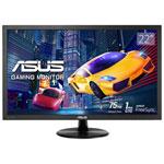 """Asus 21.5"""" FHD 75Hz 1ms GTG TN LED FreeSync Gaming Monitor (VP228QG) - Black"""