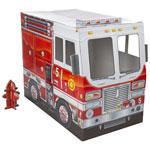 Melissa & Doug Fire Truck House