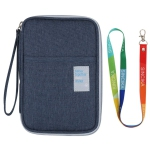 Multi-Purpose Travel Waterproof Passport/Card Holder