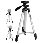 Ultimaxx 50'' Inch Lightweight Portable Camera Tripod Stand With Carying Bag for All DSLR Cameras And Camcorders