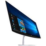 "Dell Ultrathin 23.8"" FHD 60Hz 8ms GTG PLS LED Monitor (S2419HM) - Silver"