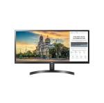 "LG 34"" Class LED Monitor, 5ms 75Hz UltraWide Full HD IPS LED with AMD FreeSync (34WK500-P)"