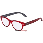 9b3cecffe664 B+D Super Bold Reader Matt Red +1.50 Eyeglasses 2270-14-15