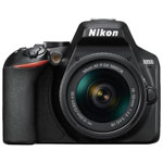 Nikon D3500 DSLR Camera with 18-55mm VR Lens Kit