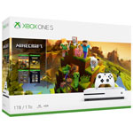 Ensemble Xbox One S 1 To avec Minecraft Creators