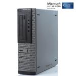 Dell Optiplex 3010 Desktop PC Computer Intel Core i5 3470 8GB RAM 500GB HDD DVDRW Win 10 Home HDMI WiFi (Refurbished)