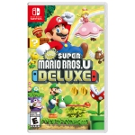 New Super Mario Bros. U Deluxe (Switch)