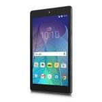 "Alcatel A30 9024O 16GB 8"" Wi-Fi + SIM Unlocked Android Tablet-Black REFURBISHED"