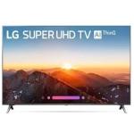 """LG 65"""" SUPER UHD HDR LED TV W/THINQ AI (65SK8000) - REFURBISHED"""