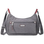 f56600c3d2d6 baggallini New Classic Out and About Crossbody Bag - Stone (OAB285).  Available online only