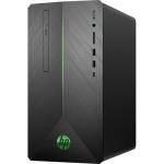 HP Pavilion 690-0067c Gaming Desktop - Shadow Black (Ryzen 7 1700/16GB RAM/1TB HDD/Windows 10) - Refurbished, English