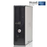 DELL OptiPlex 780 USFF Tiny Desktop PC Computer C2D 8GB RAM 128GBSSD DVDRW Windows 10 Home WiFi Bluetooth (Refurbished)