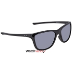 eedf06375cf Oakley Reverie Grey Square Ladies Sunglasses OO9362-936201-55