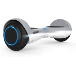 GOTRAX ION LED Self Balance Hoverboard – White - UL 2272 Certified Hover Board w/ Self Balancing Mode