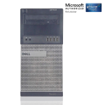 DELL Optiplex 790 Mini Tower Desktop PC Computer i5 2400 16GB RAM 128GBSSD+250GB DVDRW Windows 10 Pro WiFi - Refurbished
