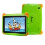 "Contixo Kids Tablet K4 | 7"" Display Android 6.0 Bluetooth WiFi Camera Parental Control for Children Infant Toddlers (Green)"