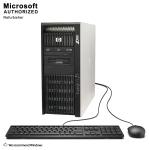 HP Z800 GAMING WS,Intel (4)Core XEON E5620 2.4G,24G RAM,256G SSD+3TB,DVD-RW,WIFI,BT4.0,GTX 1060 6GB,W10(EN/FR)-Refurbished