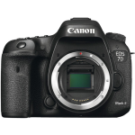 Canon EOS 7D Mark II DSLR Camera (Body Only) (International Version w/Seller Provided Warranty)