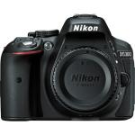 Nikon D5300 DSLR Camera (Body Only, Black) (International Version w/Seller Provided Warranty)