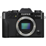 Fujifilm X-T20 Mirrorless Digital Camera (Body Only, Black) (International Version w/Seller Provided Warranty)