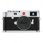 Leica M10 Digital Rangefinder Camera (Silver) (International Version w/Seller Provided Warranty)