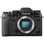 Fujifilm X-T2 Mirrorless Digital Camera (Body Only) (International Version w/Seller Provided Warranty)