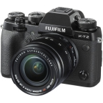 Fujifilm X-T2 Mirrorless Digital Camera with 18-55mm Lens (International Version w/Seller Provided Warranty)