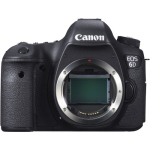 Canon EOS 6D DSLR Camera (Body Only) (International Version w/Seller Provided Warranty)