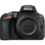 Nikon D5600 DSLR Camera (Body Only) (International Version w/Seller Provided Warranty)