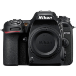 Nikon D7500 DSLR Camera (Body Only) (International Version w/Seller Provided Warranty)