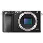 Sony Alpha a6000 Mirrorless Digital Camera Body (Black) (International Version w/Seller Provided Warranty)