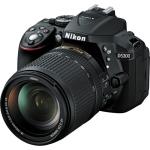 Nikon D5300 DSLR Camera with 18-140mm VR Lens (Black) (International Version w/Seller Provided Warranty)