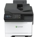 Lexmark MC2535adwe Laser Multifunction Printer - Color - Plain Paper Print - Desktop