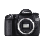 Canon EOS 70D 20.2 MP DSLR Camera with Dual Pixel CMOS AF (Body Only) (International Version w/Seller Provided Warranty)