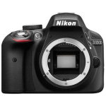 Nikon D3300 24.2 Megapixel Digital SLR Camera (Body Only) (International Version w/Seller Provided Warranty)