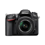 Nikon D7200 DSLR Camera with 18-55mm Lens (International Version w/Seller Provided Warranty)