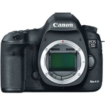 Canon EOS 5D Mark III 22.3 MP Full Frame CMOS DSLR Camera (Body) (International Version w/Seller Provided Warranty)