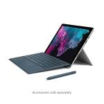 """Microsoft Surface Pro 6 12.3"""" Tablet, Intel Core i7-8650U, 8GB LPDDR3 RAM, 256GB SSD, Windows 10 Pro - Black (LQH-00016)"""