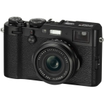 Fujifilm X100F Digital Camera (Black) (International Version w/Seller Provided Warranty)
