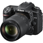 Nikon D7500 DSLR Camera with 18-140mm Lens (International Version w/Seller Provided Warranty)