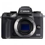 EOS M5 Mirrorless Camera Body BLACK