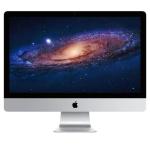 """Refurbished - Apple iMac A1311-EMC2389, 21.5"""" All-in-One Desktop, Intel Core i3, 8GB RAM, 500GB HDD, High Sierra OS"""