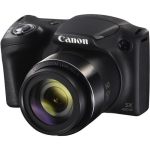 Canon PowerShot SX420 IS Digital Camera (Black) (International Version w/Seller Provided Warranty)