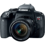 Canon EOS Rebel 800D DSLR Camera with 18-55mm Lens (International Version w/Seller Provided Warranty)