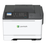 Lexmark C2425dw Colour Wireless Laser Printer - (42CC130)