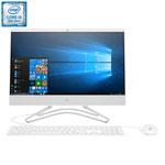 "HP 21.5"" All-in-One PC - Snow White (Intel Core i3-8100T/2TB HDD/8GB RAM/Windows 10) - English"