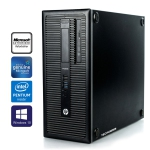 HP ProDesk 600 G1 Destkop Computer (Core i5-4570/ 256GB SSD + 3TB HDD/ 16GB RAM) - Refurbished