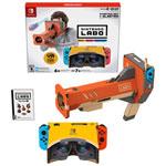 Ensemble de base + Canon Nintendo Labo et ensemble VR (Switch)